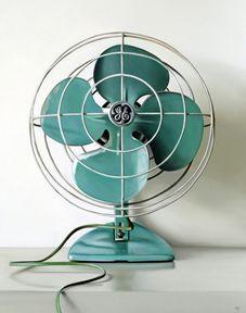 Vintage Fan in a Fav color.