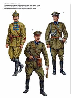 Armies of the Russo-Polish War battle of Warsaw, August 1920 Military Art, Military History, Back In The Ussr, Red Army, German Army, Panzer, Dieselpunk, World War I, Armed Forces