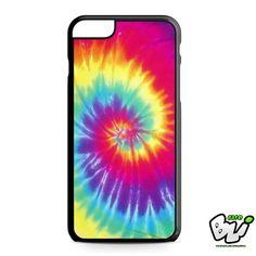 Tie Dye Full Color iPhone 6 Plus Case | iPhone 6S Plus Case