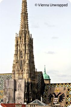 A practical guide for visiting St. Stephen's Cathedral in Vienna Austria: What to see at Stephansdom, from catacombs to rooftop concerts. Sky Bar, Catacombs, Vienna Austria, Most Beautiful Cities, Eurotrip, Munich, Prague, Trip Planning, Cathedral
