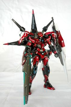 GUNDAM GUY: GUNDAM GUY: READERS FEATURE GUNPLA BUILD - Revenant Type D [THE MAD DRAGOONER] by Rendy Iswanto