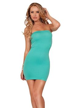 Hot From Hollywood Women's Slimming Stretch Strapless-Fitted Tube Top Mini Dress Strapless Dress, Bodycon Dress, Haut Bikini, Dressed To Kill, Tube Dress, Hot Dress, Long Tops, Dress Collection, Summer Dresses