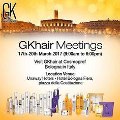 See you tomorrow Italy!   #GKhair #Juvexin #CosmoprofBologna #Haircare #Healthyhair #BTC #ModernSalon #Beautysbest #Stylistchoice #HotonBeauty #Hairinspo #Italy #Italia #Cosmoprof