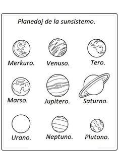 Solar System Coloring Pages For Kids. Here you can find the different planets our solar system in the Solar System coloring pages. The solar system is a planeta Space Drawings, Doodle Drawings, Easy Drawings, Doodle Art, Planet Coloring Pages, Space Coloring Pages, Coloring Sheets, Coloring Books, Doodle Inspiration