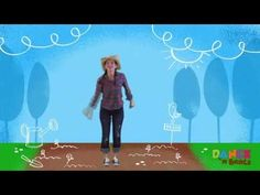 ▶ Preschool Learn to Dance: Can You Plant a Bean - YouTube
