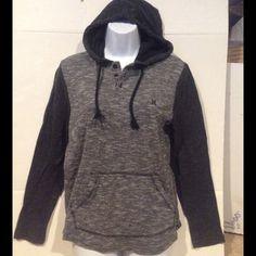 Hurley hoodie sweater size small baseball style Like new small sweater hoodie gorgeous Hurley Tops Sweatshirts & Hoodies