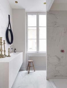 Un apartamento en el centro de Lyon repleto de diseño y luz