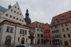 Eisleben paikassa Lutherstadt Eisleben