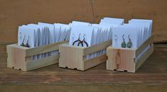 boxes for little hair accessories like our new bobby pins.