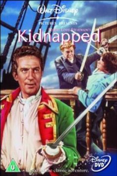 Disney Kidnapped (1960) DVD Disney