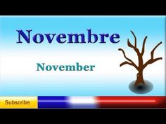 Learn French - Months Of The Year - Les mois de lanne - Los meses del ao en francs French Teacher, Teaching French, Learning Time, Student Learning, Rocket French, French Tutorial, Learn French Online, French Worksheets, French Songs
