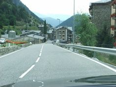 Arinsal Andorra, Country Roads