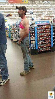 Walmart -Hmm,  interesting. ...