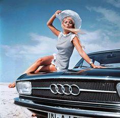 1968 Audi 100 LS (C1) | by Auto Clasico