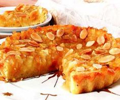 Oven Baked Apple Pudding Recipe