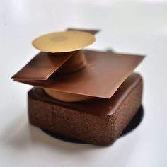 Valrhona Chocolate and Hazelnut tart for my new Bakery and… | Flickr