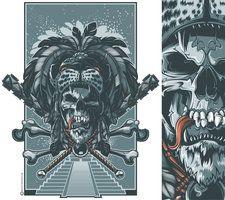 dead jaguar warrior by Daver2002ua