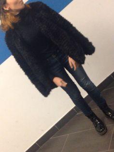 Blue jeans-