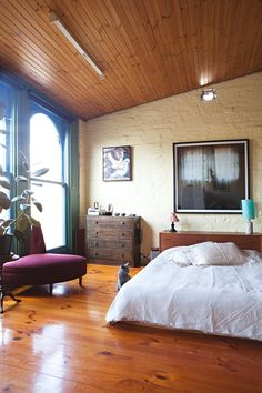 Apartment Therapy Survey:   Our Style: Relaxed, rustic, a touch of mid-century modern, creative.