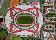 "Estadio ""Monumental"" de River Plate,"