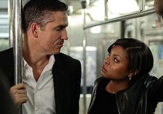 Jim Caviezel and Taraji P. Henson in Person of Interest Person Of Interest Cast, People Of Interest, James Caviezel, John Reese, Taraji P Henson, Hollywood Life, Episode 3, I Movie, Picture Photo
