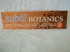 SUBTIL BOTANICS PERMANENT HAIR COLOR - 7.3 Golden Blond >>> Learn more by visiting the image link.