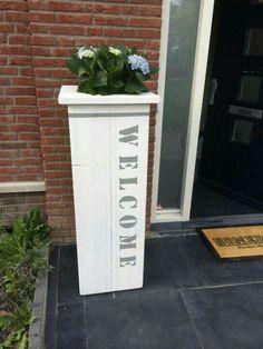 Säulen mit Pflanzkübeln sind echte Blickfänger für Ihr Haus...Tolle Inspirationsideen! - Seite 12 von 12 - DIY Bastelideen