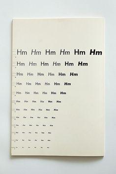 Futura : linéale géométrique, sans série