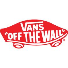 vans of the wall logo