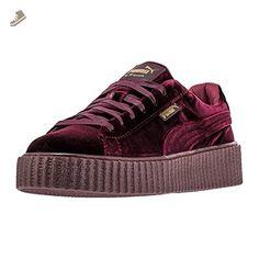 Puma X Rihanna Women s Velvet Creeper US7.5 - Puma sneakers for women (  82fd3b2ee