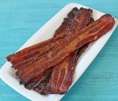 Sweet and Salty Bacon Candy Recipes
