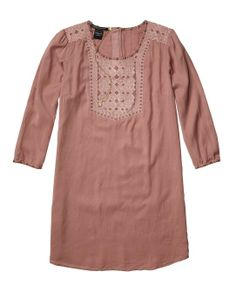 Refined Embroidered Dress > Womens Clothing > Dresses & All-in-ones at Maison Scotch