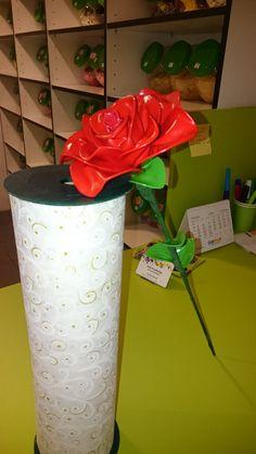 hendmade balloon rose