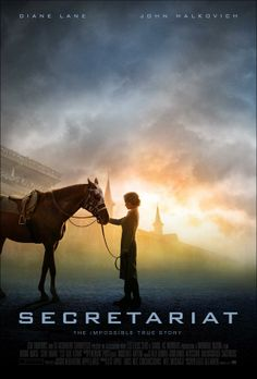 Secretariat is a wonderful movie about the life of the famous race horse who beat the odds and won the Kentucky Derby.