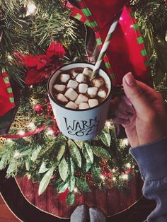 "curlycarolina: "" Warm and Cozy: Christmas Edition """