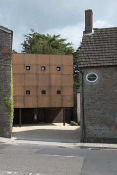 Ferrum House - photo: Louis Porter