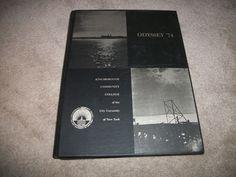 1974 ODYSSEY KINGSBOROUGH COMMUNITY COLLEGE YEARBOOK