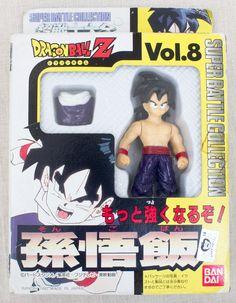 RARE!! Dragon Ball Z Son Gohan Battle Collection Figure BANDAI JAPAN ANIME