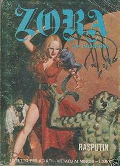 Zora La Vampira #IV/107 - Rasputin