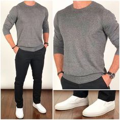 Mens Fashion Night Out Casual Outfits, Men Casual, Fashion Outfits, Fashion Ideas, Fashion Guide, Dress Casual, Smart Casual, Fashion Styles, Fashion Boots