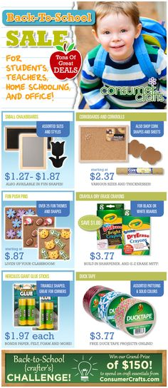 Get organized for back to school with these amazing deals!