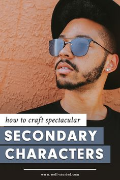 How to Craft Spectacular Secondary Characters — Well-Storied. Fiction Writing, Writing Advice, Writing Resources, Writing Help, Writing A Book, Writing Prompts, Writing Ideas, Writing Worksheets, Character Tropes