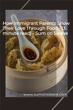 How Immigrant Parents Show Their Love Through Food - (3 minute read) - Sum on Sleeve Asian Parents, Asian Kids, Canadian Culture, Parents Be Like, Raising, Truths, Identity, Childhood, Mom