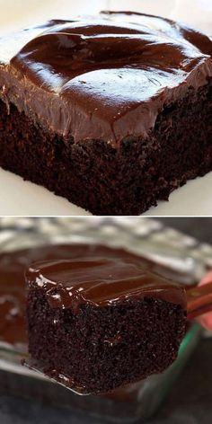 Want the best chocolate cake recipe from scratch? This Chocolate Craving Cake recipe is the one! This easy-to-make sweet treat is moist and fudgy. Pin this homemade and easy dessert for your family!