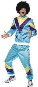 Scouser - 80s Shell Suit Fancy Dress