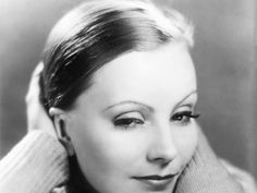 Greta Garbo - the original Vamp!