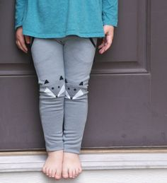 PDF Pattern, The Wild and Free Pants by Coffee+Thread