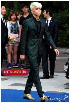 2PM 우영의 황금신발