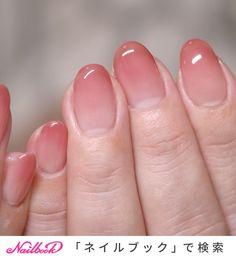 ネイルデザインを探すならネイル数No.1のネイルブック Soft Nails, Simple Nails, Perfect Nails, Gorgeous Nails, Asian Nails, Beauty Nail, Sns Nails Colors, Korean Nail Art, Asian Nail Art