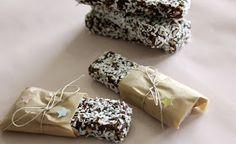 Kira Trust: RAW snackbar med lime/kokos